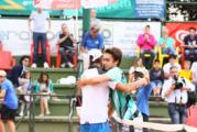Torneo Internazionale di tennis di Montecatini. Foto Giovanni Rastrelli