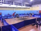 Chiusa la festa del ping pong