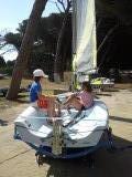 La Fondazione Bertarelli dona alla Compagnia della vela un simulatore di deriva sportiva