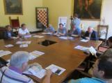 Conferenza stampa sulla ultramaratona Pistoia-Abetone