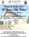L'Opera a Villa Collina