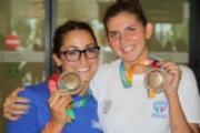 Bartolini e Giachi col bronzo