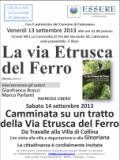 La via etrusca del ferro