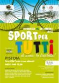 Sport per tutti bicicletta