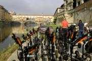 Il paddock In city golf alla Canottieri Firenze