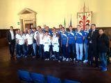 Enegan Firenze in Palazzo Vecchio