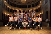 Presentazione Bisonte Azzurra San Casciano volley