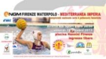 NGM Firenze Waterpolo-Mediterranea Imperia