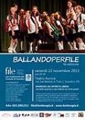 Locandina di 'BallandoperFile'
