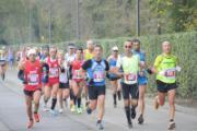 Maratoneti alle Cascine