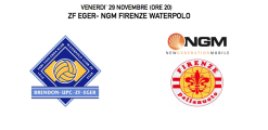 ZF Eger - NGM Firenze Waterpolo
