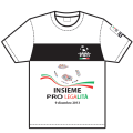 Maglia bianca Lega Pro