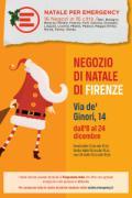 Emergency a Firenze per Natale