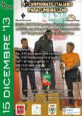 Campionato italiano paraclimbing