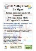 Torneo volley club Le Signe