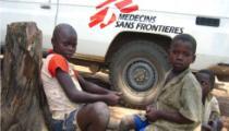 Medici senza frontiere (Foto sito MSF - Dath)