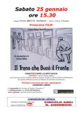 Locandina della proiezione di Firenze