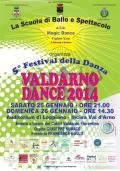 Locandina Festival della Danza 2014