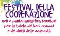 Banner del Festival della cooperazione