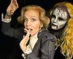 Lucia Poli nel Fantasma di Canterville secondo la signora Umney