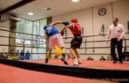 Fenech (d) batte Marro e vince il torneo nella categoria 69 kg Senior (foto: Alessandra Tognarini)