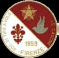 Logo della Società di Tiro a Volo 'Le Cascine'