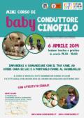 Locandina Baby Conduttore Cinofilo