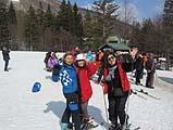 Giornata del 9 aprile a Sport per tutti sulla neve 2014
