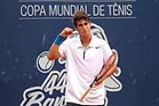 Il favorito brasiliano Orlando Luz
