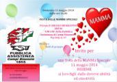 Festa della Mamma alla pubblica assistenza di Campi Bisenzio