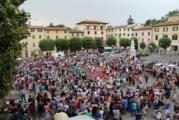 La Festa dell'integrazione, che si è svolta la scorsa settimana a Certaldo, preludio alla Festa della Scuola