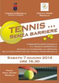 Tennis... senza barriere