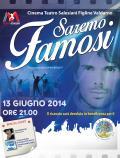 Locandina del Musical 'Saremo famosi'