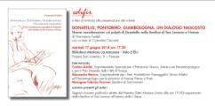 I pulpiti di Donatello in San Lorenzo