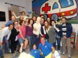 Partecipanti al Corso per Soccorritori alla Misericordia di Montaione