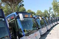 Nuovi autobus Ataf