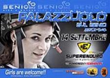 Locandina evento sportivo Superenduro a Palazzuolo sul Senio