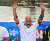 Caselli campione d'Italia Para-rowing per il quarto anno consecutivo