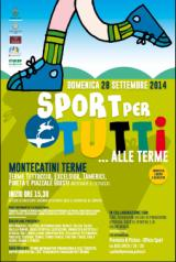 Locandina Sport per Tutti