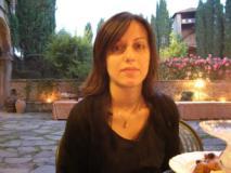 Sara Batistini Presidente AGe Valdisieve