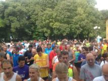 Partecipanti a 'Correre insieme'