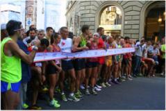 La partenza di Corri la Vita 2014 (foto Antonello Serino - Met)