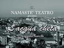 Acqua Cheta al Teatro Shalom