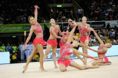 Nazionale di ginnastica ritmica
