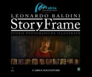 Copertina del libro 'Story frame'