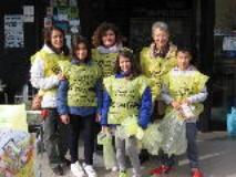 Volontari alla Colletta alimentare
