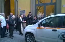 Auto in dono Auser per il trasporto anziani