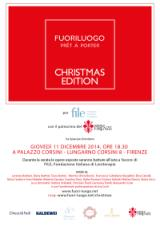 Fuoriluogo pret a porter Christmas edition