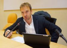 Il presiidete del CONI Toscana Salvatore Sanzo
