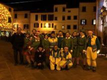 I volontari e gli elfi